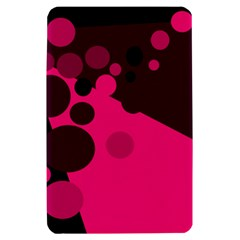 Pink dots Kindle Fire (1st Gen) Hardshell Case