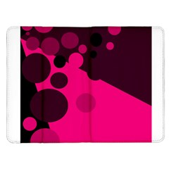 Pink dots Kindle Fire (1st Gen) Flip Case