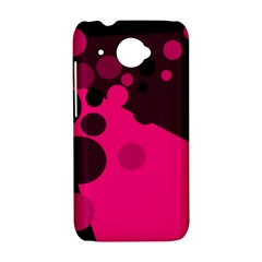 Pink dots HTC Desire 601 Hardshell Case