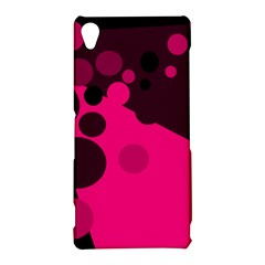 Pink dots Sony Xperia Z3