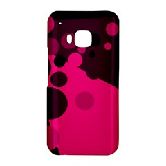 Pink dots HTC One M9 Hardshell Case