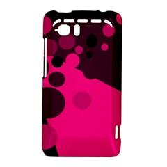 Pink dots HTC Vivid / Raider 4G Hardshell Case