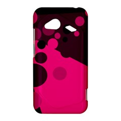 Pink dots HTC Droid Incredible 4G LTE Hardshell Case