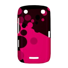 Pink dots BlackBerry Curve 9380