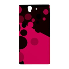 Pink dots Sony Xperia Z