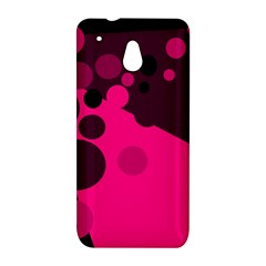 Pink dots HTC One Mini (601e) M4 Hardshell Case