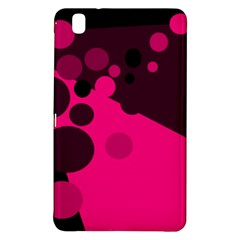 Pink dots Samsung Galaxy Tab Pro 8.4 Hardshell Case