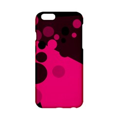 Pink dots Apple iPhone 6/6S Hardshell Case