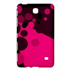 Pink dots Samsung Galaxy Tab 4 (8 ) Hardshell Case