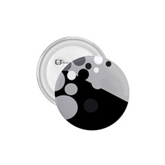 Gray decorative dots 1.75  Buttons
