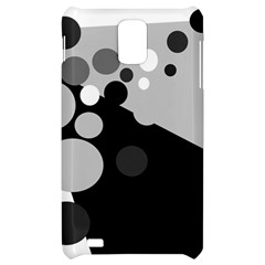 Gray decorative dots Samsung Infuse 4G Hardshell Case
