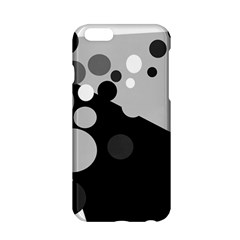 Gray decorative dots Apple iPhone 6/6S Hardshell Case