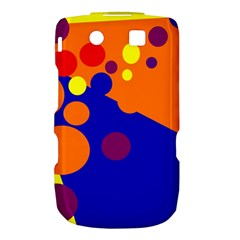 Blue and orange dots Torch 9800 9810