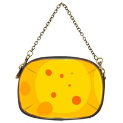 Abstract sun Chain Purses (Two Sides)