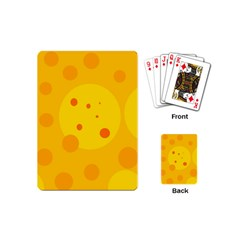 Abstract sun Playing Cards (Mini)