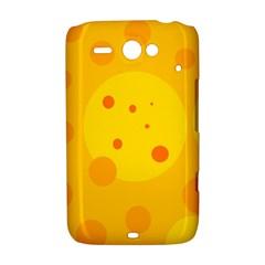 Abstract sun HTC ChaCha / HTC Status Hardshell Case