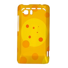 Abstract sun HTC Vivid / Raider 4G Hardshell Case