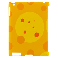 Abstract sun Apple iPad 2 Hardshell Case (Compatible with Smart Cover)