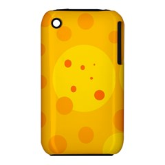 Abstract sun Apple iPhone 3G/3GS Hardshell Case (PC+Silicone)