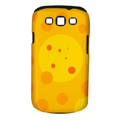 Abstract sun Samsung Galaxy S III Classic Hardshell Case (PC+Silicone)