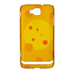 Abstract sun Samsung Ativ S i8750 Hardshell Case