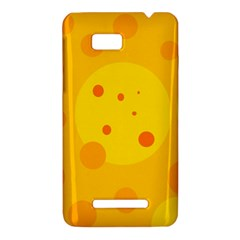 Abstract sun HTC One SU T528W Hardshell Case