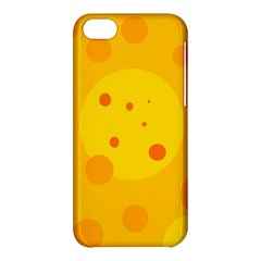Abstract sun Apple iPhone 5C Hardshell Case