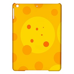 Abstract sun iPad Air Hardshell Cases