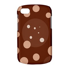 Brown abstract design BlackBerry Q10