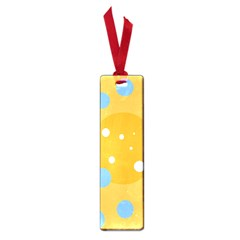 Blue and yellow moon Small Book Marks