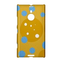 Blue and yellow moon Nokia Lumia 1520