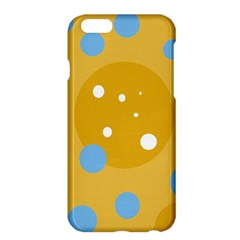 Blue and yellow moon Apple iPhone 6 Plus/6S Plus Hardshell Case