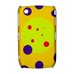 Yellow and purple dots Curve 8520 9300