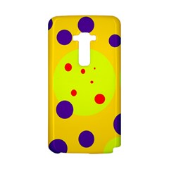 Yellow and purple dots LG G Flex