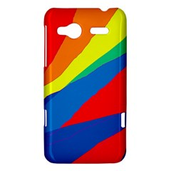 Colorful abstract design HTC Radar Hardshell Case