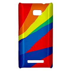Colorful abstract design HTC 8X