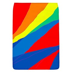 Colorful abstract design Flap Covers (S)