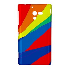 Colorful abstract design Sony Xperia ZL (L35H)