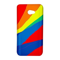 Colorful abstract design HTC Butterfly S/HTC 9060 Hardshell Case