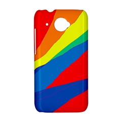 Colorful abstract design HTC Desire 601 Hardshell Case