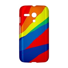 Colorful abstract design Motorola Moto G