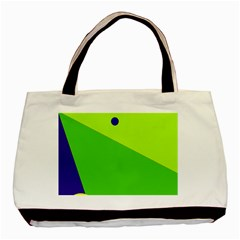Colorful abstract design Basic Tote Bag (Two Sides)