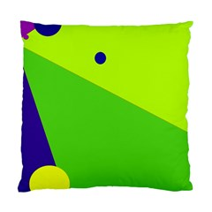 Colorful abstract design Standard Cushion Case (One Side)