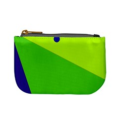 Colorful abstract design Mini Coin Purses