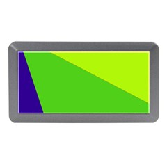 Colorful abstract design Memory Card Reader (Mini)