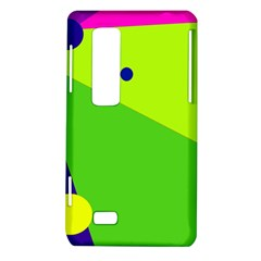 Colorful abstract design LG Optimus Thrill 4G P925