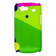 Colorful abstract design Samsung Galaxy Nexus S i9020 Hardshell Case