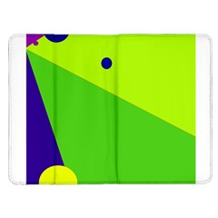 Colorful abstract design Kindle Fire (1st Gen) Flip Case