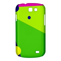 Colorful abstract design Samsung Galaxy Express I8730 Hardshell Case