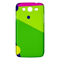 Colorful abstract design Samsung Galaxy Mega 5.8 I9152 Hardshell Case